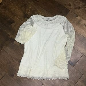 Belle bird boutique top XL